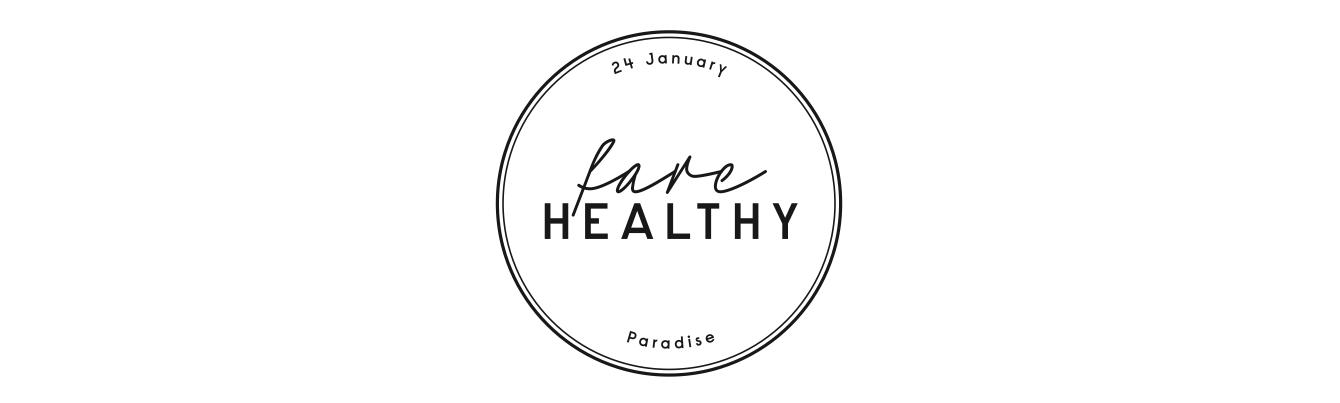 Fare Healthy
