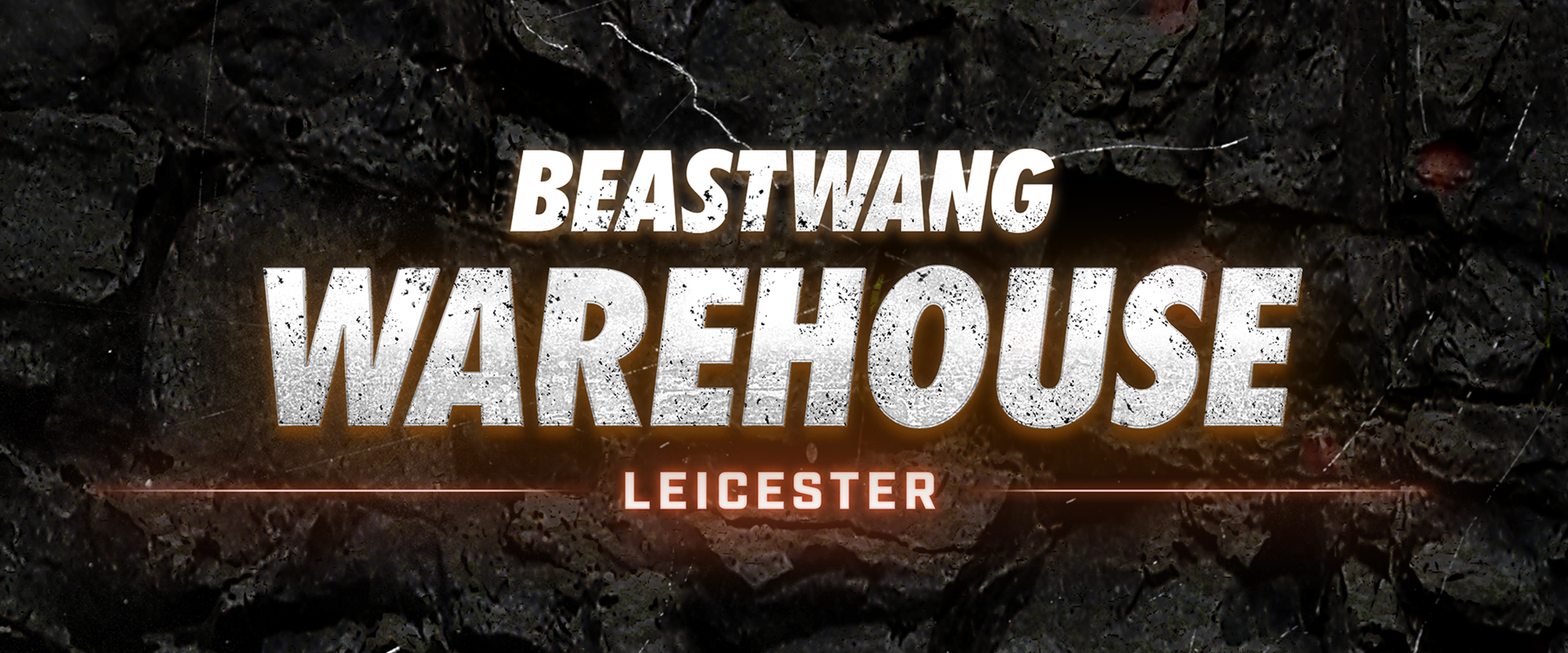 Beastwang Warehouse : Leicester Rave