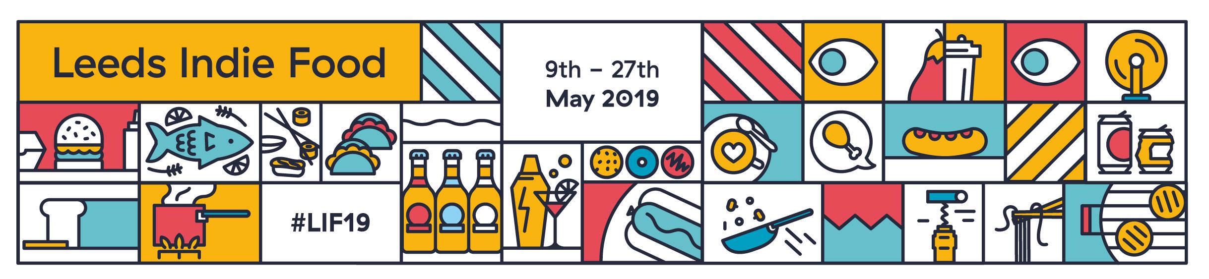 Leeds Indie Food Priority 2019