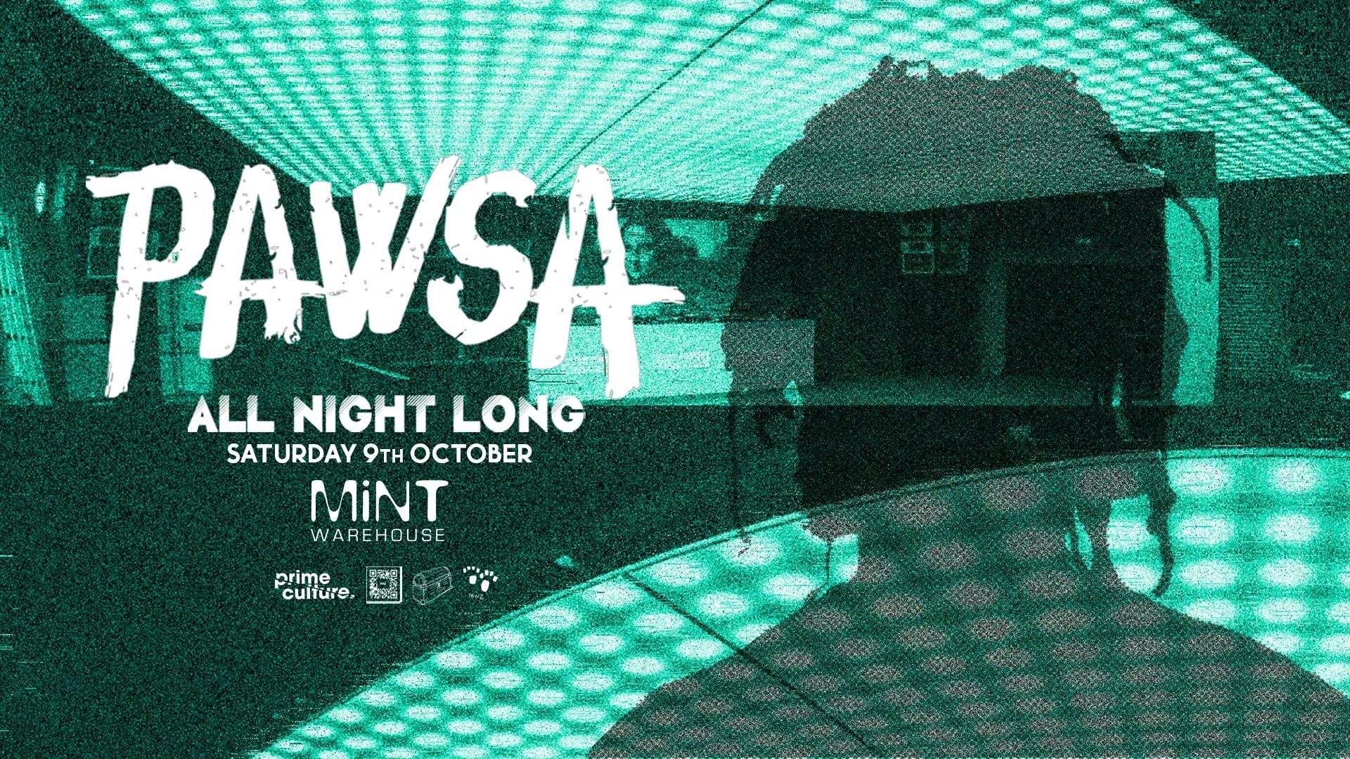 PAWSA (ALL NIGHT LONG)