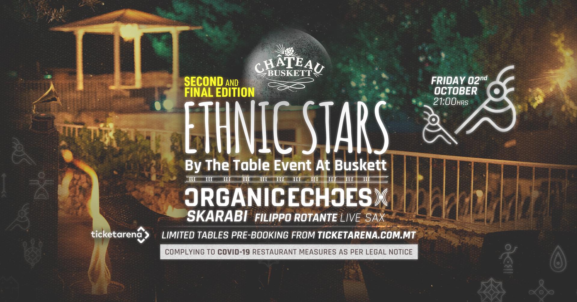 ETHNIC STARS - Second & Final Edition - 02.10