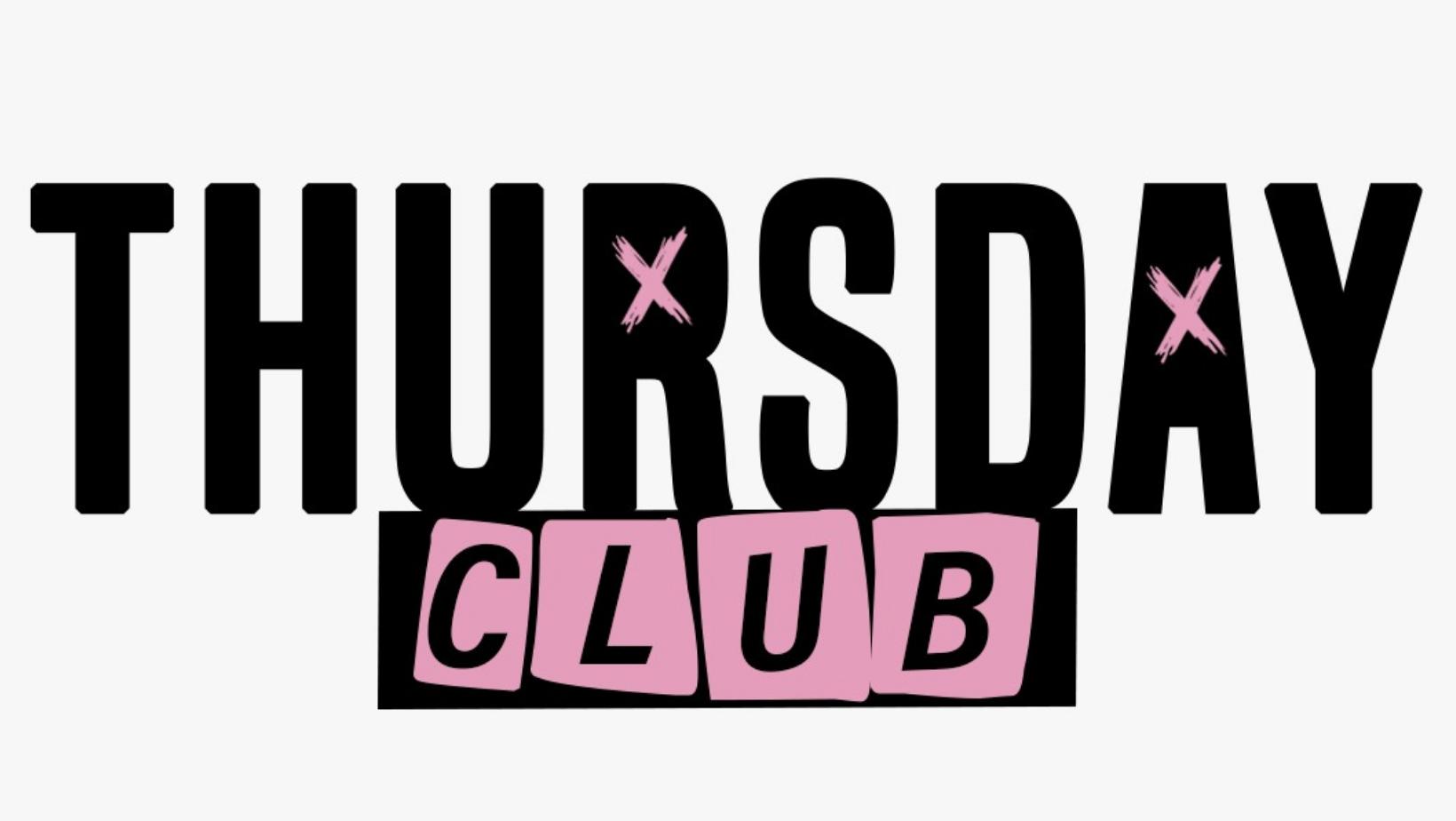 THURSDAY CLUB - CLUBLIV