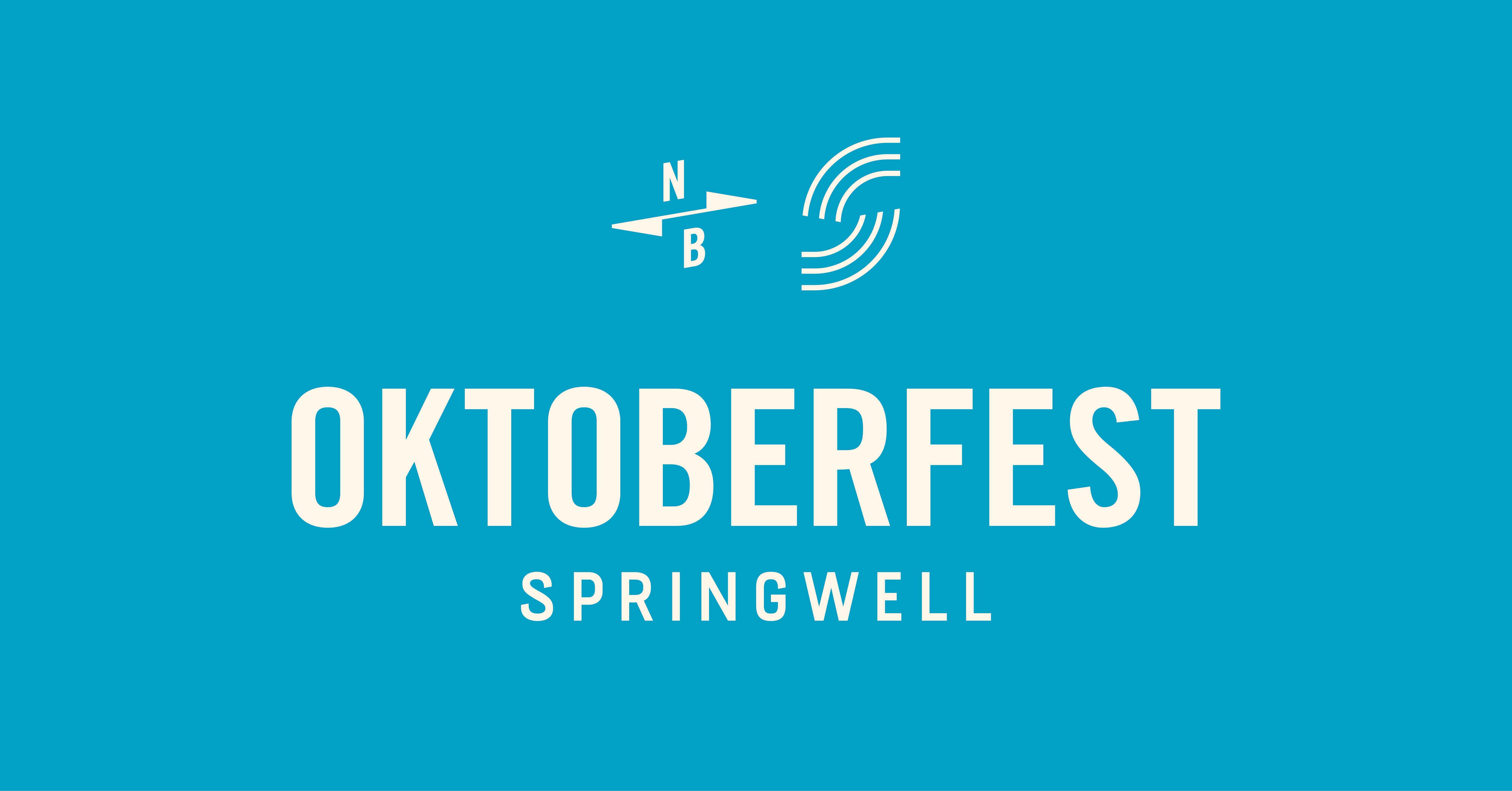 Oktoberfest - Springwell Saturday Night