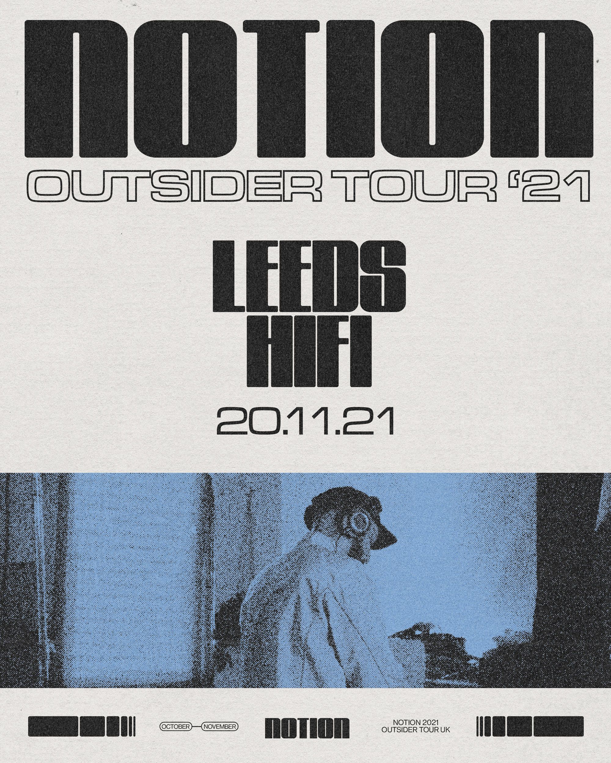 Notion Outsider (Leeds)