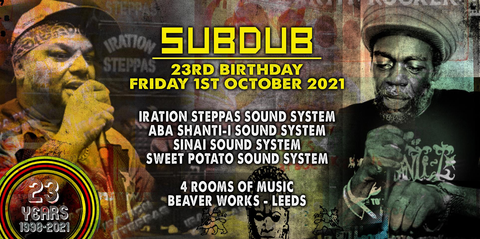 Subdub - 23rd Birthday