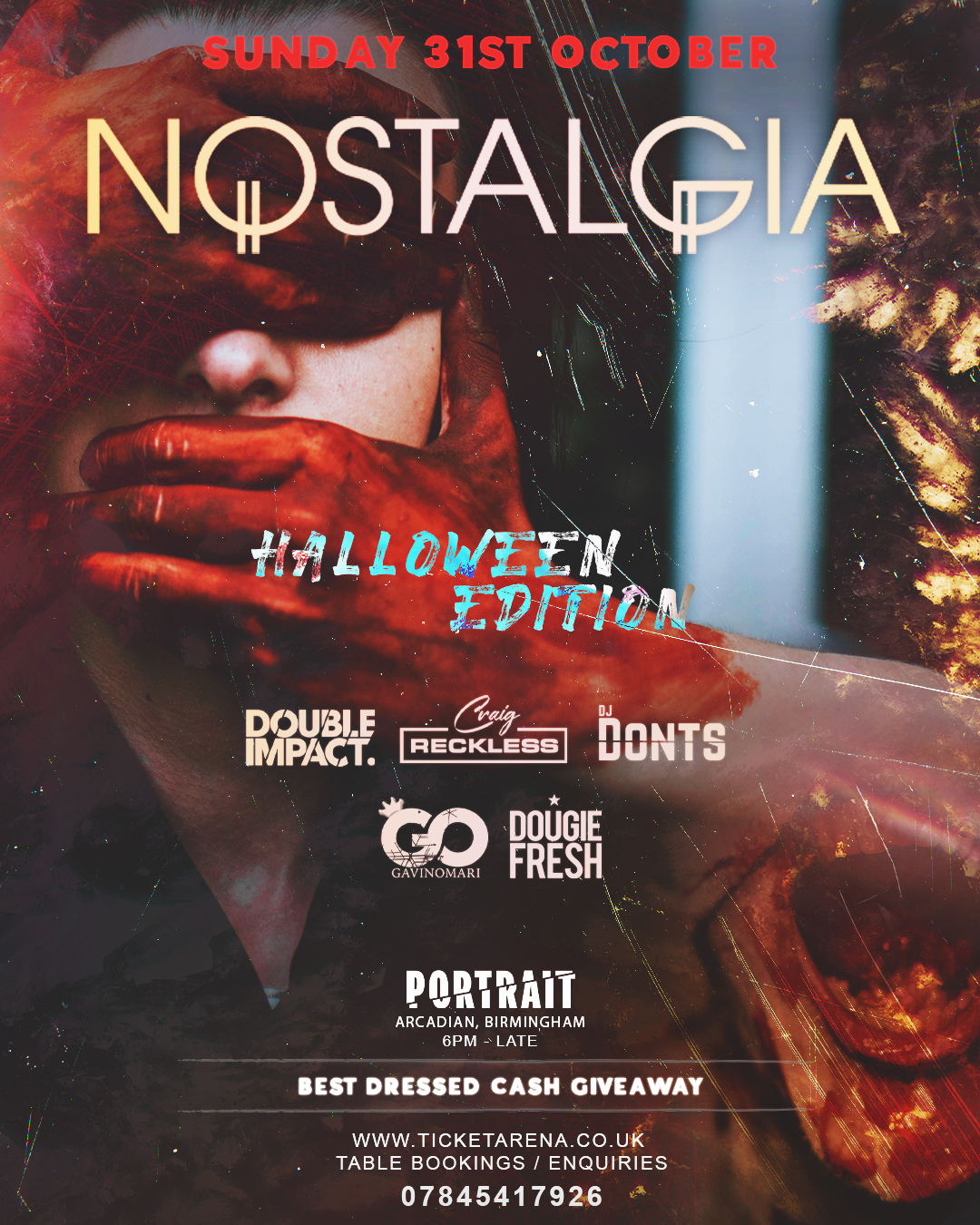 NOSTALGIA (Halloween Edition)