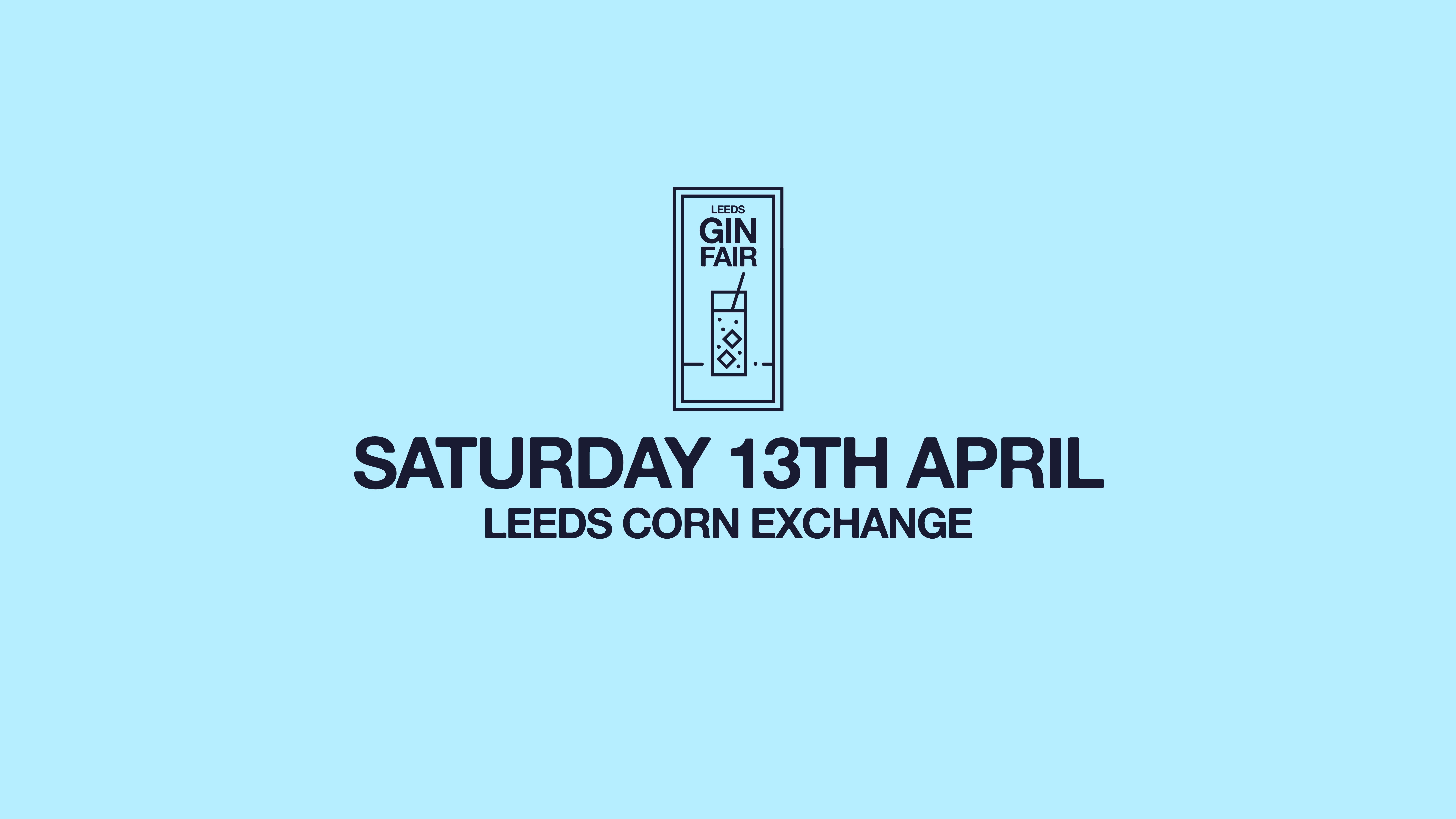 Leeds Gin Fair 2019